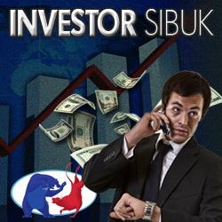 investor sibuk